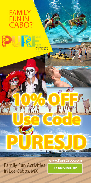 Cabo San Lucas Family Activities Discount Coupon Code