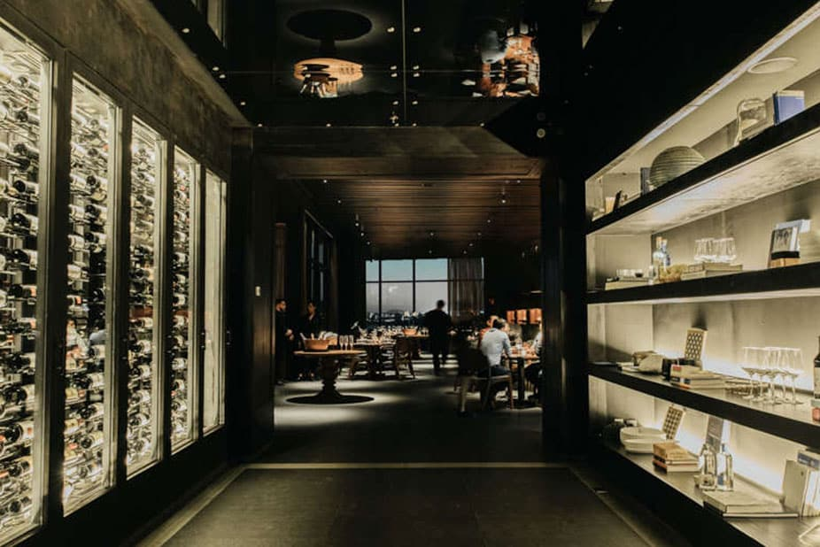 Manta Restaurant @ The Cape Resort