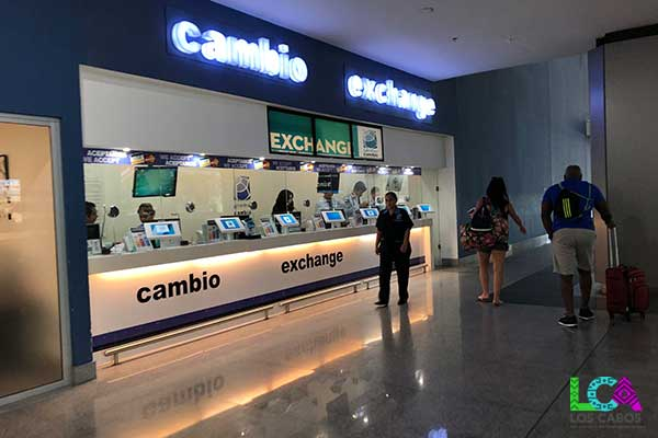 Los Cabos Airport Arrivals Currency Exchange