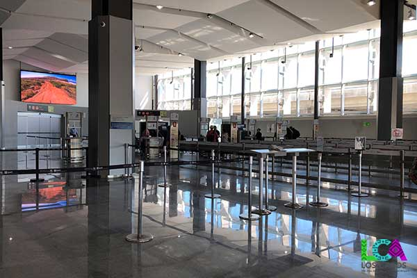 Los Cabos Airport Arrivals Immigration