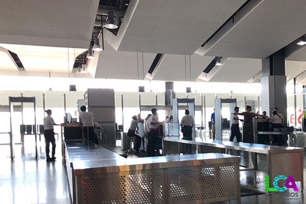 Los Cabos Airport Departure Customs Security