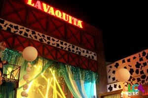 La Vaquita Night Club Los Cabos