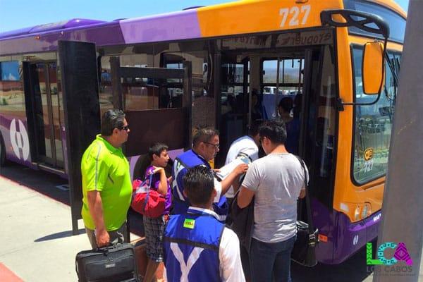 Los Cabos Airport Buses Ruta del Desierto