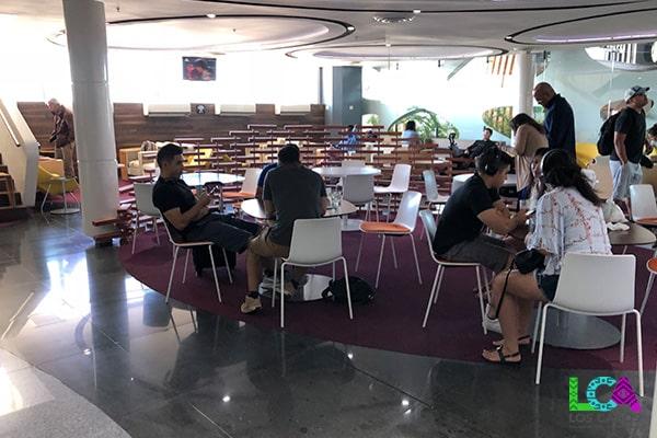 Los Cabos Airport VIP Lounge