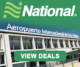 National Rental Car Los Cabos