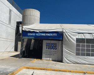 Cabo Airport COVID Testing