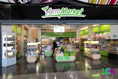 Los Cabos Airport Terminal 2 AeroMarket Food Store