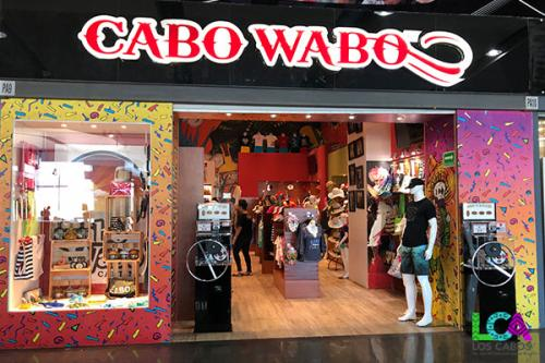 Los Cabos Airport Terminal 2 Cabo Wabo Tequila Store