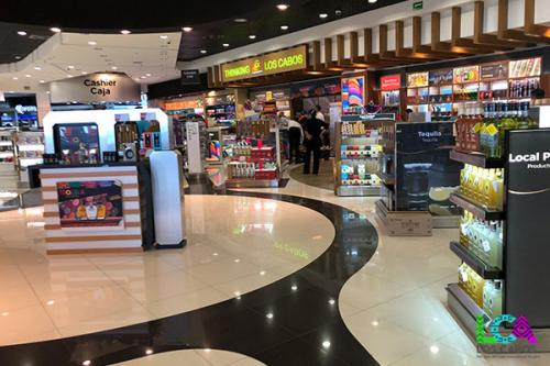 Los Cabos Airport Terminal 2 Duty Free Gifts