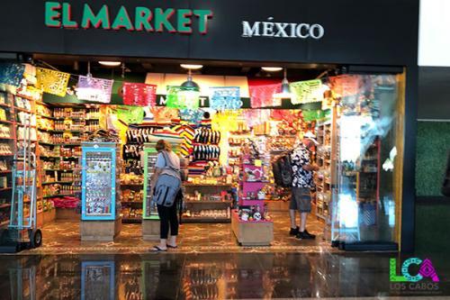 Los Cabos Airport Terminal 2 El Market Store