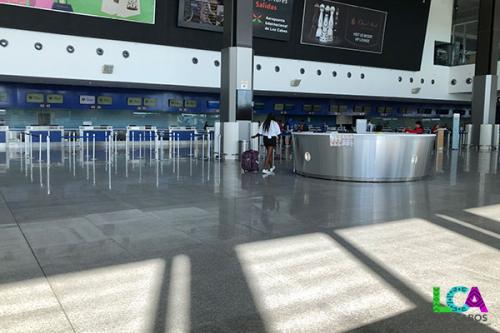 Los Cabos Airport Airline Check-In