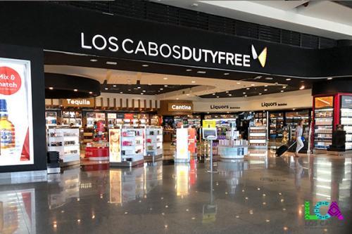 Los Cabos Airport Departure Duty Free